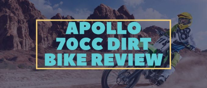Apollo 70cc Dirt Bike Review