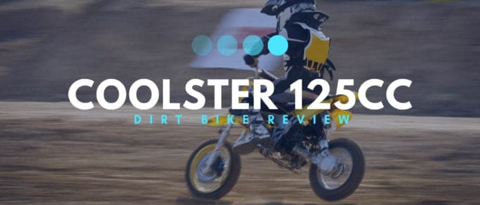 Coolster 125cc Dirt Bike Review