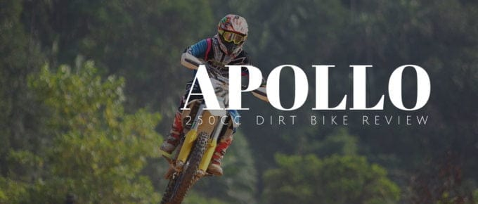 Apollo 250cc Dirt Bike Review