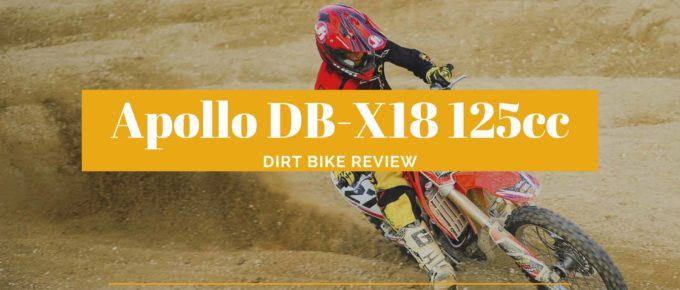 Apollo DB-X18 125cc Dirt Bike Review
