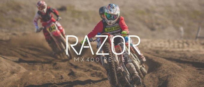 Razor MX400 Review