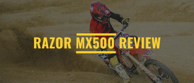 Razor MX500 Review