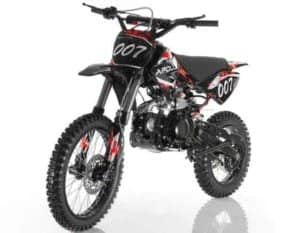 Apollo DB-007-Best Apollo Dirt Dike 125cc Reviews